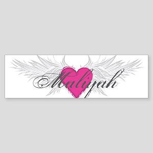 My Sweet Angel Maliyah Sticker (Bumper)