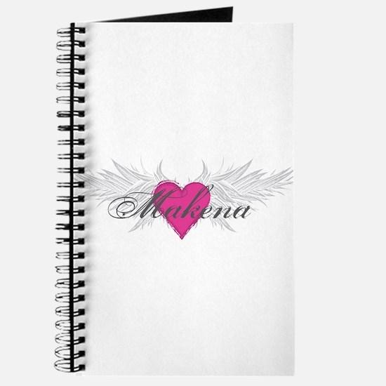 My Sweet Angel Makena Journal