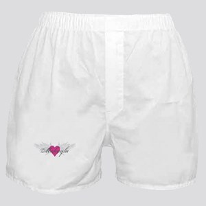 My Sweet Angel Makayla Boxer Shorts