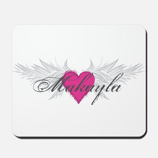 My Sweet Angel Makayla Mousepad