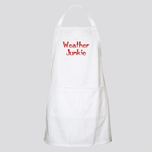 weather junkie Apron
