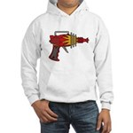 Ray Gun Hooded Sweatshirt