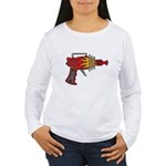 Ray Gun Women's Long Sleeve T-Shirt