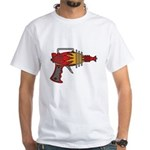 Ray Gun White T-Shirt