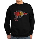 Ray Gun Sweatshirt (dark)