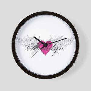 My Sweet Angel Madilyn Wall Clock