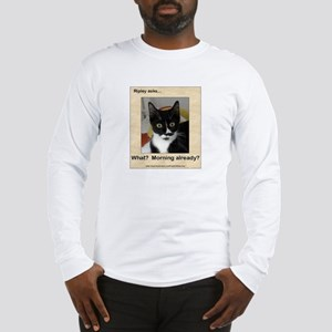 Ripley Asks About Mornings Long Sleeve T-Shirt