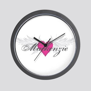 My Sweet Angel Mackenzie Wall Clock