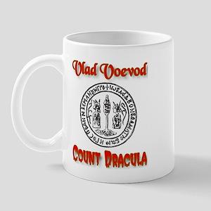 Count Dracula Mug