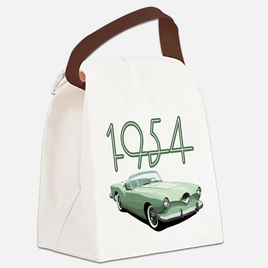 Darrin54 Canvas Lunch Bag