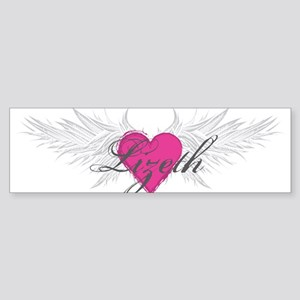 My Sweet Angel Lizeth Sticker (Bumper)