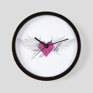 My Sweet Angel Lizeth Wall Clock