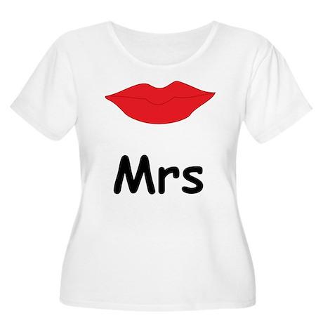 Mrs. mug Women's Plus Size Scoop Neck T-Shirt