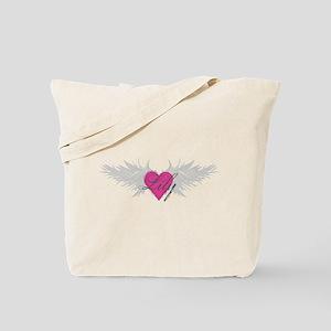 My Sweet Angel Lily Tote Bag