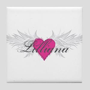 My Sweet Angel Lilliana Tile Coaster