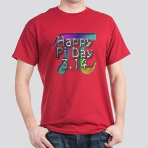 Pi Day - 3.14 Dark T-Shirt