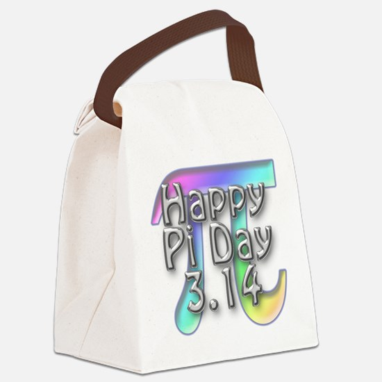 Pi Day - 3.14 Canvas Lunch Bag