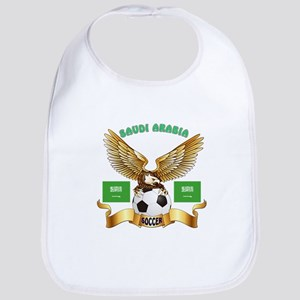 Saudi Arabia Football Design Bib