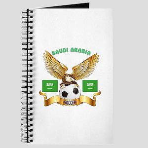 Saudi Arabia Football Design Journal