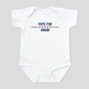 Vote for AMARI Infant Bodysuit
