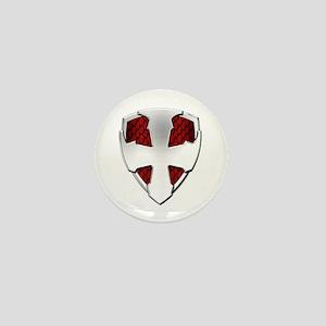 St George Shield Mini Button