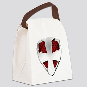St George Shield Canvas Lunch Bag