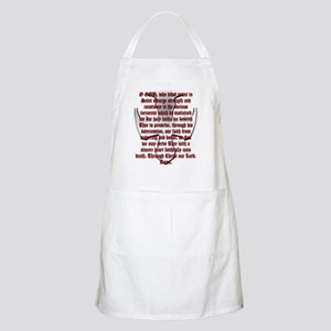 St George Shield Apron