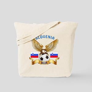 Slovenia Football Design Tote Bag
