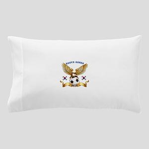 South Korea Football Design Pillow Case