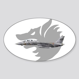 F-14 Tomcat VF-1 Wolfpack Sticker