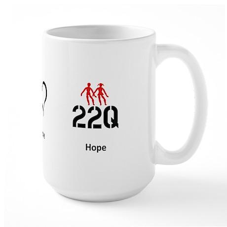 Peace Love Hope Mugs