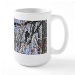 Lady Cardinal Large Mug