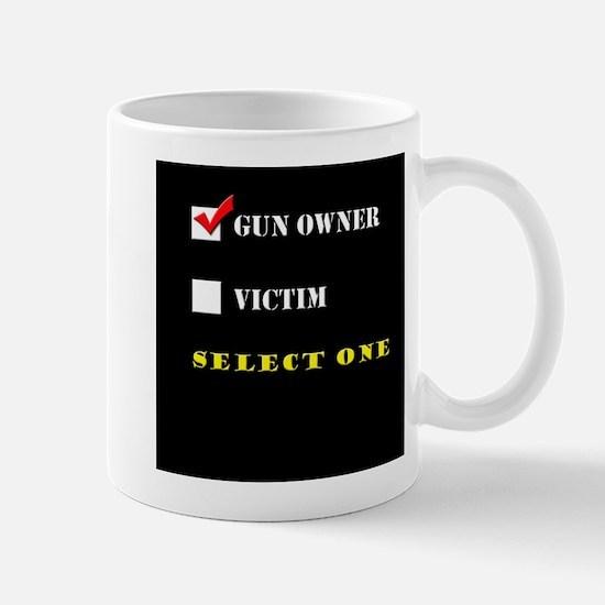 Gun Owner? Mug