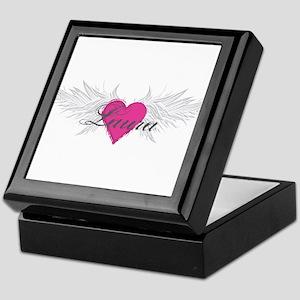 My Sweet Angel Laura Keepsake Box