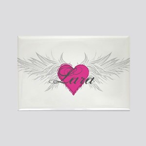 My Sweet Angel Lara Rectangle Magnet