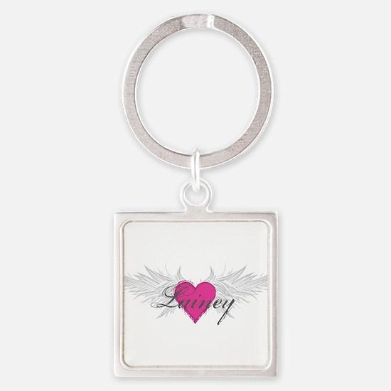 My Sweet Angel Lainey Square Keychain