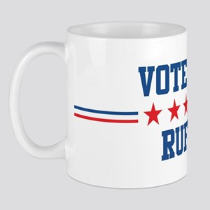 Vote for RUFUS Mug