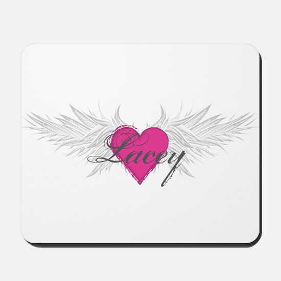 My Sweet Angel Lacey Mousepad