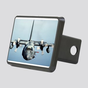 C-130 Spooky Aircraft Rectangular Hitch Cover
