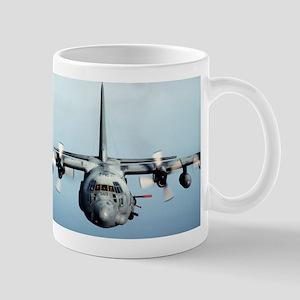 C-130 Spooky Aircraft Mug