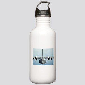 C-130 Spooky Aircraft Stainless Water Bottle 1.0L