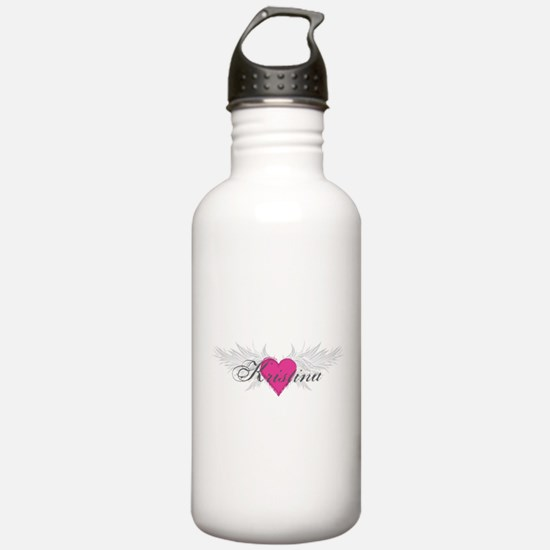 My Sweet Angel Kristina Sports Water Bottle
