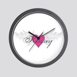 My Sweet Angel Kinsey Wall Clock