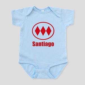 Santiago Metro Infant Bodysuit