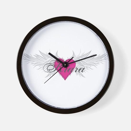 My Sweet Angel Kiara Wall Clock
