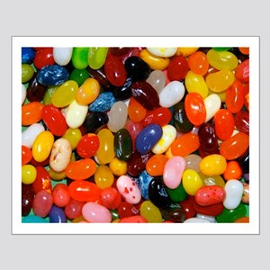 Jelly Beans! Small Poster