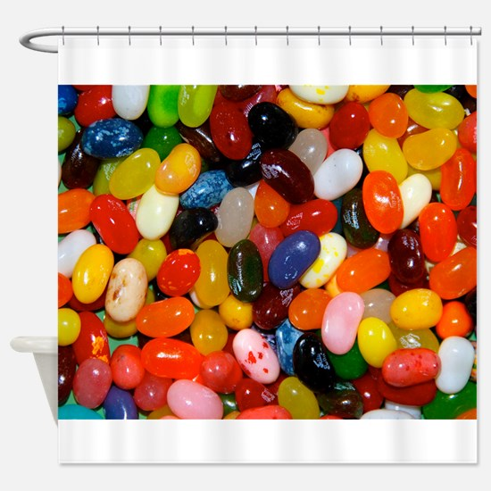 Jelly Beans! Shower Curtain