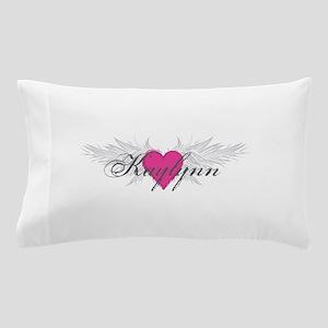 My Sweet Angel Kaylynn Pillow Case
