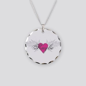 My Sweet Angel Kaylie Necklace Circle Charm