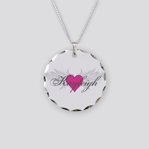 My Sweet Angel Kayleigh Necklace Circle Charm
